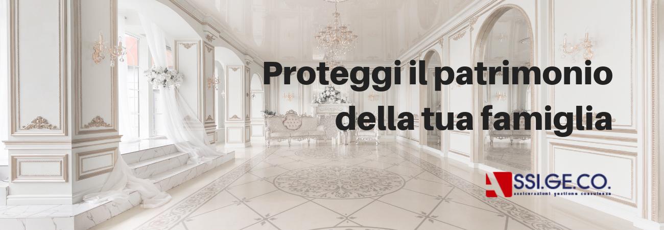 Assicurazione patrimonio Assigeco Torino