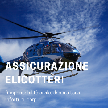 Assicurazione elicotteri Assigeco Torino