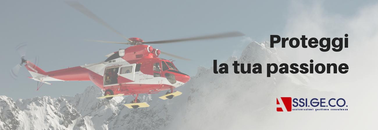 assicurazione assigeco torino per ultraleggeri, piloti e passeggeri